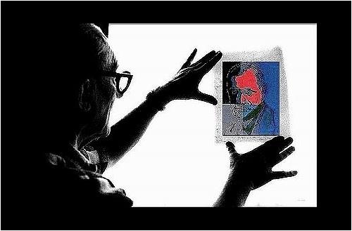 le corbusier esquissant freud apocryphe